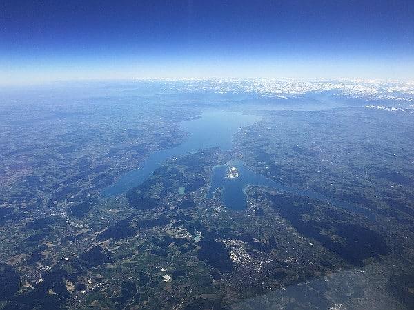 Insel Reichenau und Bodensee