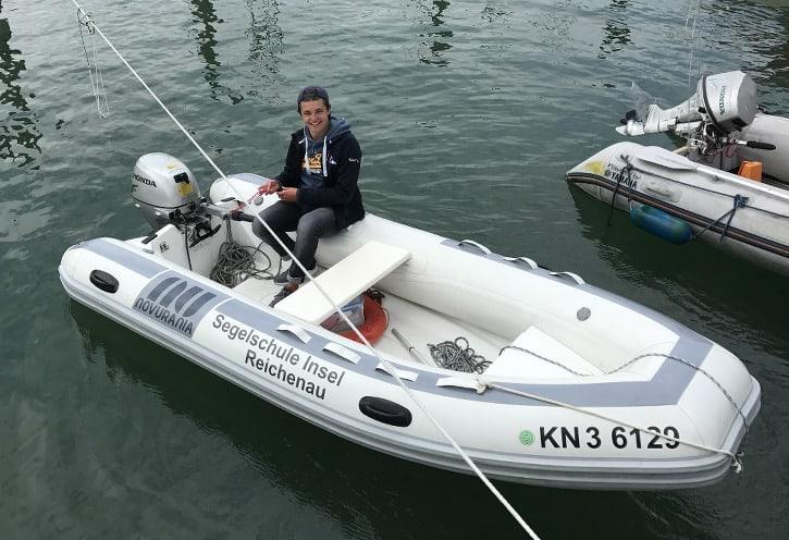 Novurania Schlauchboot